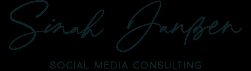 Sinah Janßen - Social Media Consulting